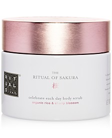 RITUALS The Ritual Of Sakura Celebrate Each Day Body Scrub, 13.2 oz.