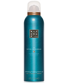 RITUALS The Ritual Of Hammam Refreshing Foaming Shower Gel, 6.7 oz.