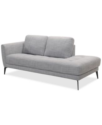 CLOSEOUT! Nilah Fabric Lounger, Created For Macy's