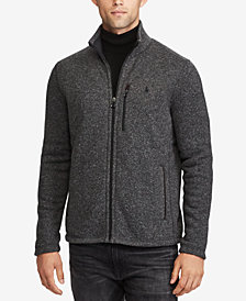 Polo Ralph Lauren Men's Fleece Zip-Up Jacket
