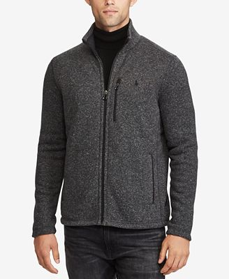 Polo Ralph Lauren Men's Fleece Zip-Up Jacket - Coats & Jackets ...