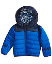 The North Face Perrito Hooded Reversible Puffer Jacket, Baby Boys