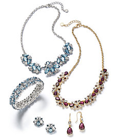 Charter Club Glamour and Glitz Jewelry Collection, Created for Macy's