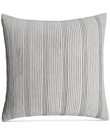 Cotton Fretwork European Sham, Created for Macy's