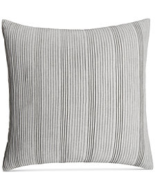 Hotel Collection Cotton Fretwork European Sham, Created for Macy's