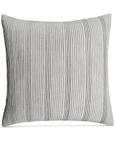 CLOSEOUT! Hotel Collection  Cotton Fretwork European Sham, Created for Macy's