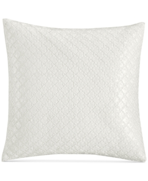 Hotel Collection Inlay Cotton 20 Square Decorative Pillow Created for Macys Bedding