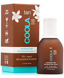 Coola Tan Sunless Tan Anti-Aging Face Serum