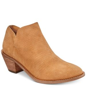 KENMARE WESTERN BOOTIES WOMEN'S SHOES