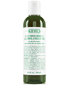 Kiehl's Since 1851 Cucumber Herbal Alcohol-Free Toner, 8.4-oz.