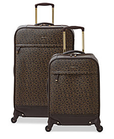 Calvin Klein Mulberry Luggage Collection