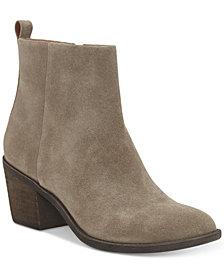 Lucky Brand Women's Natania Block-Heel Booties