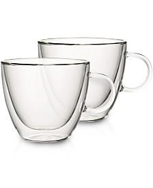 Villeroy & Boch Artesano Set of 2 Large Hot Beverages Cup
