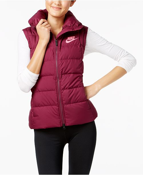7a9d28ba5f50 Nike Sportswear Quilted Down Vest  Nike Sportswear Quilted Down Vest ...