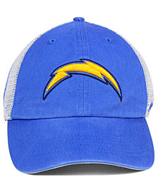 '47 Brand Los Angeles Chargers Deep Ball Mesh CLOSER Cap