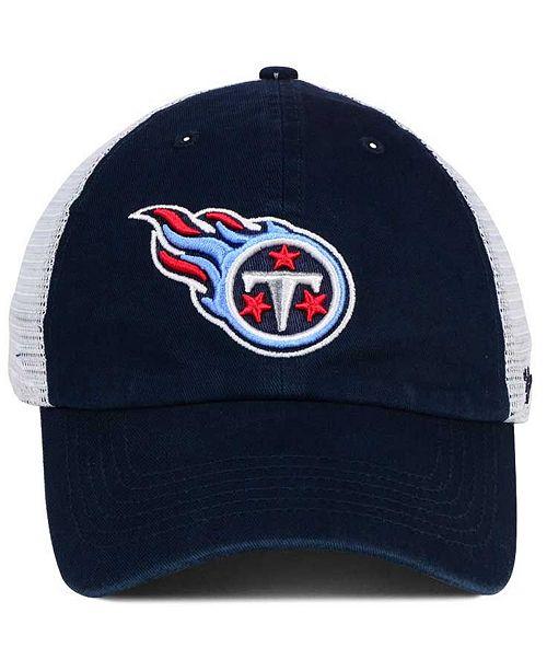 new product 8411a 734d3 ... new arrivals 47 brand tennessee titans deep ball mesh closer cap sports  fan shop by lids ...