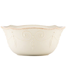 Lenox Dinnerware, French Perle All Purpose Bowl