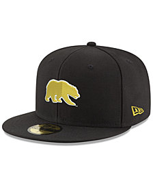 New Era California Golden Bears Shadow 59FIFTY Fitted Cap