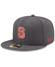 New Era Syracuse Orange Shadow 59FIFTY Fitted Cap