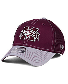New Era Mississippi State Bulldogs 2Tone Neo 39THIRTY Cap