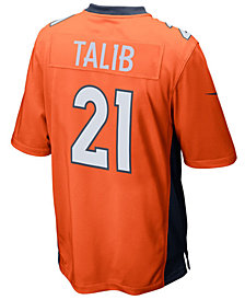 Nike Men's Aqib Talib Denver Broncos Game Jersey