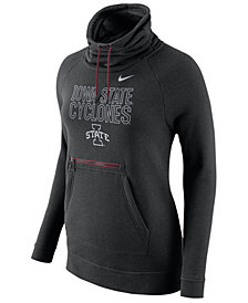 Nike Women's Iowa State Cyclones Funnel Neck Hoodie