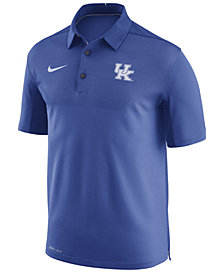 Nike Men's Kentucky Wildcats Elite Coaches Polo