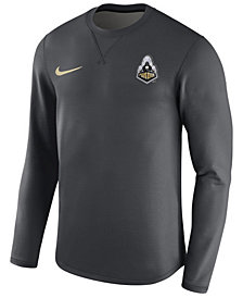 Nike Men's Purdue Boilermakers Modern Crew Sweatshirt