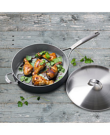 GreenPan Paris Pro 4-Qt. Ceramic Non-Stick Sauté Pan & Lid