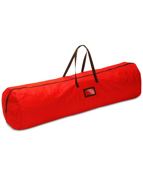 National Tree Company Red Storage Bag For Artificial Trees Up To 4' Tall