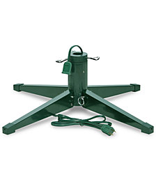 National Tree Company Metal Revolving Tree Stand For Artificial Trees