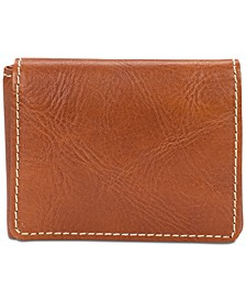 Men's Leather L-Fold Wallet