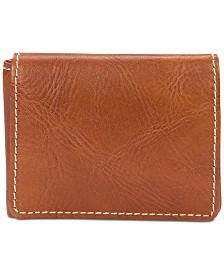 Patricia Nash Men's Leather L-Fold Wallet