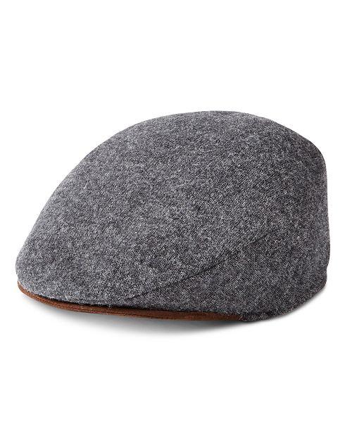 f7c7fb7d Polo Ralph Lauren Men's Solid Driver Cap & Reviews - Hats, Gloves ...