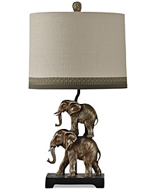 Braden Elephant Table Lamp