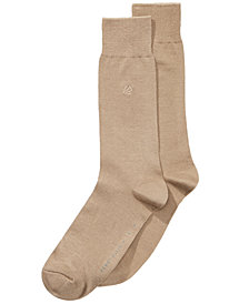 Perry Ellis Men's Socks, Rayon Dress Sock Single Pack