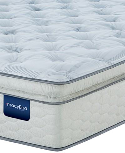 MacyBed Lakemere Super Pillow Top Firm Mattress - King