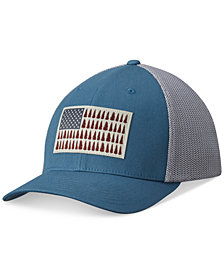 Columbia Men's Tree Flag Mesh FlexFit Cap