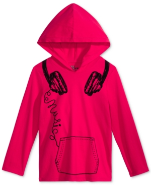 Epic Threads Headphones Hooded Shirt Toddler Boys (2T5T) Created for Macys