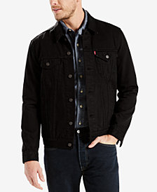 Levi's® Men's Big & Tall Denim Trucker Jacket