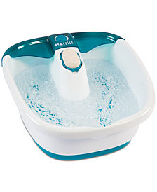 HoMedics FB-55 Bubble Mate Heated Foot Spa