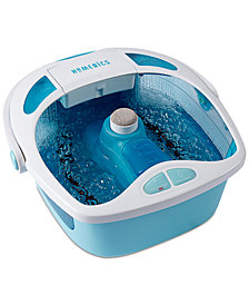 HoMedics FB-625 Shower Bliss Heated Foot Bath