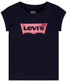 Levi's® Logo-Print T-Shirt, Little Girls (4-6X)