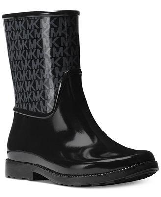 MICHAEL Michael Kors Sutter Rain Boots