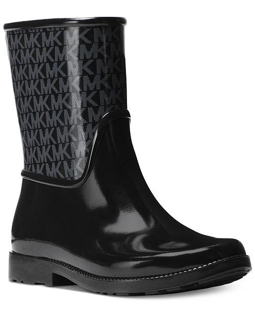 Michael Kors Sutter Rain Boots