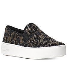 MICHAEL Michael Kors Trent Floral Sneakers