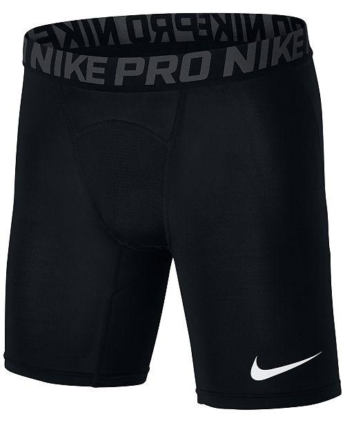 super popular 9fe4b 18604 ... Nike Men s Pro Dri-FIT Compression Shorts ...
