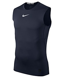 Men's Pro Sleeveless Fitted Top