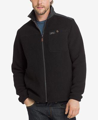 G.H. Bass & Co. Men's Zip Fleece Jacket