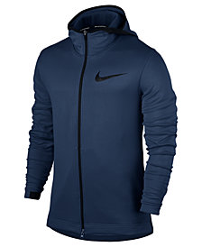Nike Men's Therma Flex Showtime Zip Basketball Hoodie
